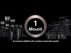 Sony's E-Mount is shared on their APS-C, Full-Frame and Pro Camcorder mirrorless cameras. Mark Galer discussed the benefits of this One Mount concept.