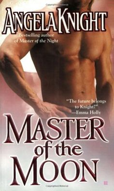 """Read """"Master of the Moon"""" by Angela Knight available from Rakuten Kobo. Unknown to the citizens of her small town, policewoman Diana London is a shape-shifting werewolf on the track of a kille. Paranormal Romance Books, Romance Novels, Moon Book, Vampire Books, Book Authors, Bestselling Author, Audiobooks, Knight, My Books"""