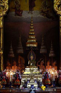 Wat Racha, Ayutthaya, Thailand