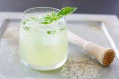 Basil Gin Smash Photo