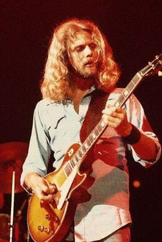 Don Felder - The Eagles ~ One of the greatest riffs of all time! 'I can't tell you why'