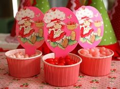 vintage strawberry shortcake party ideas...Avery will love!