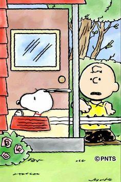 Snoopy & CB