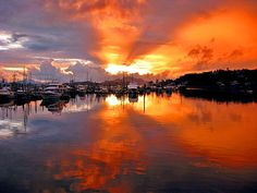 Sitka, AK..I want to go here 1 more time with my Father ,on another fishing trip...The best time ever!