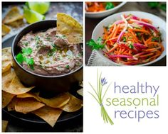 Great website reference for healthy meals.