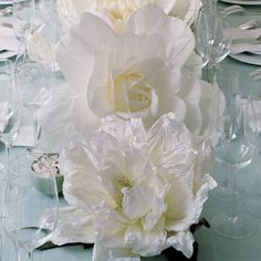 Huge paper flowers maybe made of photos paper fabric flowers inspiration for living in style large oversize paper flowers centerpiece mightylinksfo