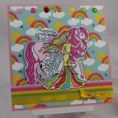 Tinas kreative Seite - Regenbogen