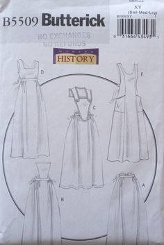 D fashioned aprons & patterns vintage historical early th century bib half aprons victorian butterick making his Vintage Patterns, Sewing Patterns, Tree Quilt, Half Apron, Aprons Vintage, Fabric Squares, Market Bag, Linen Fabric, Vintage Fashion