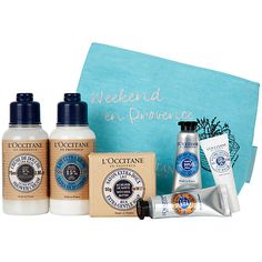 £20 Buy L'Occitane Shea Butter Discovery Kit Online at johnlewis.com