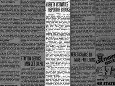 news item for Harry B. Kibby