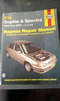 1626 best manuals images on pinterest repair manuals atelier and manualspro repair manual haynes 54070 for 94 09 kia sephia spectraused https fandeluxe Gallery