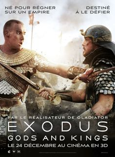 Christian Bale and Joel Edgerton in Exodus: Gods and Kings Film 2014, Movies 2014, Hd Movies Online, Joel Edgerton, Aaron Paul, Film D'action, Film Movie, Christian Bale, Movies To Watch