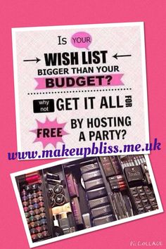 Get it all by sending me a DM or just visit the link in my bio www.makeupbliss.me.uk to learn more #getitall #makeup #makeuplove #makeupaddict #mascaraaddict #makeupartist #free #party #fun #Love