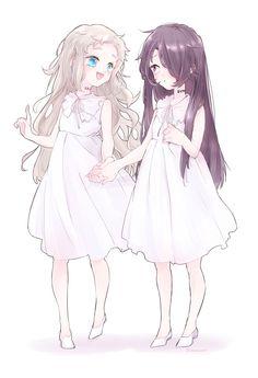 Cute Anime Pics, Anime Girl Cute, Kawaii Anime Girl, Anime Art Girl, Anime Love, Anime Guys, Fanarts Anime, Anime Characters, Bebe Anime