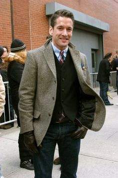 Jeans & Jacket « The Sartorialist