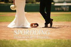 Sports Wedding collabo