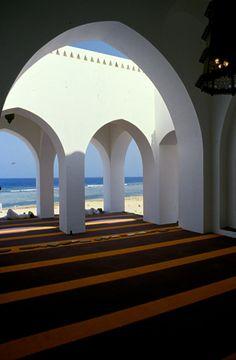 Corniche Mosque, Jeddah, Saudi Arabia | by aikassim