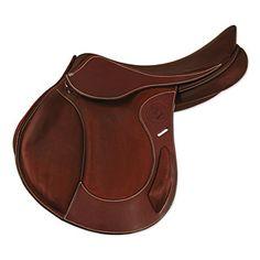 Antares Signature Monoflap Jump Saddle - Close Contact Saddles from SmartPak Equine