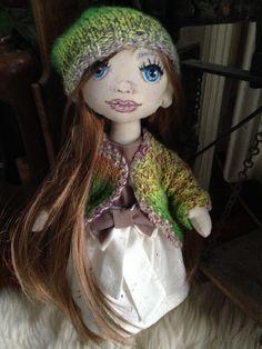 #handmade# rag # doll