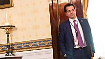 Scaramucci: Family crisis will show 'who has class and who doesn't' in media