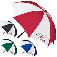 Keep yourself and your clubs dry with this umbrella with a www.kitaabalyom.com