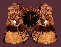 clock by Rin54321