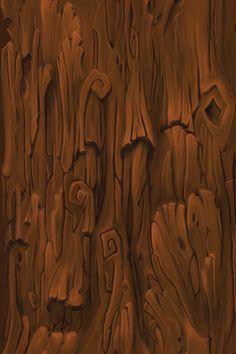 Resultado de imagem para hand painted bark textures