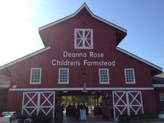 Top 10 Free Things to Do with Kids in Kansas City: Deanna Rose Children's Farmstead