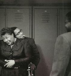 Ella Fitzgerald & Dizzy Gillespie
