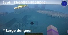 minecraft island seed