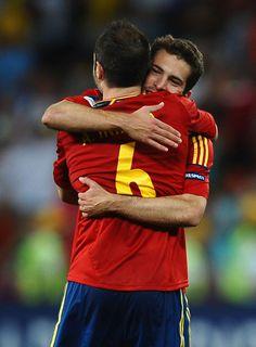 Jordi Alba Photo - Portugal v Spain - UEFA EURO 2012 Semi Final
