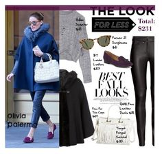 """""""The Look For Less: Fall Loafers"""" by junglover ❤ liked on Polyvore featuring H&M, Forever 21, Mossimo and BT London"""