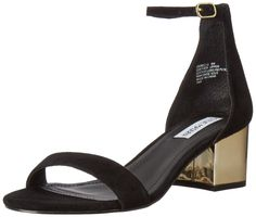 Steve Madden Women's Irenee Heeled Dress Sandal >>> You can get more details by clicking on the image.