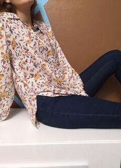 Kup mój przedmiot na #vintedpl http://www.vinted.pl/damska-odziez/koszule/10918172-koszula-floral-s