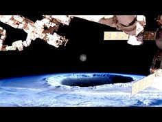 NORTH & SOUTH POLES OPENINGS EVIDENCE of 'HOLLOW EARTH' (1/2) - YouTube