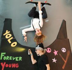 Foto-opdracht in de stijl van Jan von Holleben over thema kinderboekenweek: Voor altijd Jong. Forever Young, Believe, Sports, Fashion, De Stijl, Kunst, Hs Sports, Moda, Fashion Styles