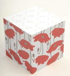 Snow & Graham note block, $16. Juice Gift Guide 2011