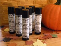 Warm Spice Market All Natural Lip Balm .15 ounce    by aunaturelle, $4.00