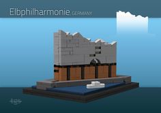 The completion of theElbe Philharmonic Hall in Hamburg was celebrated with a big opening concert and light show just a few days ago on January 11. Reason...
