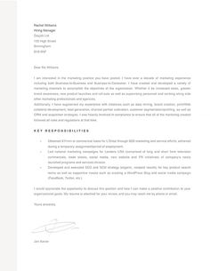Cover Letter 120100