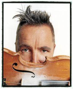Nigel Kennedy, violonist