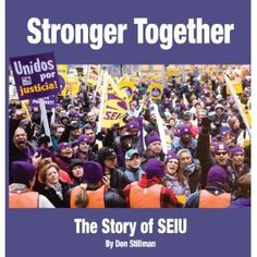 The Service Employees International Union (SEIU) represents more than 2 million janitors, healthcare workers, and public employees and is a major progressive force in the U.S. and Canada.  This history is worth reading.
