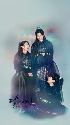kang ha neul | Tumblr Lee Joon Gi Wallpaper, Nam Joo Hyuk Wallpaper, Baekhyun Moon Lovers, Kang Ha Neul Moon Lovers, Nam Joo Hyuk Lockscreen, Scarlet Heart Ryeo Cast, Moon Lovers Drama, Scarlet Heart Ryeo Wallpaper, Kang Haneul