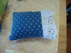 pillowcase pin cushion