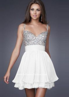 HOMECOMING DRESSES WITH STRAPS - Omenas Benen
