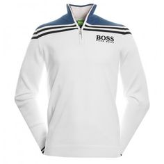 Special Offers Available Click Image Above Hugo Boss Golf Zelchior Pro Sweater Aw12 , White