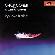 "CHICK COREA & RETURN TO FOREVER: "" light as a feather "" ( verve music group ) personnel: Chick Corea - piano, Fender Rhodes Stanley Clarke – basse Joe Farrell – saxophone ténor, flute Flora Purim – voix, percussions Airto Moreira – batterie http://www.qobuz.com/fr-fr/album/light-as-a-feather-chick-corea-and-return-to-forever/0060253742097"