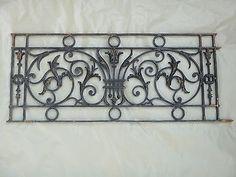 photographie d 39 un appui de fen tre en fer forg grille de protection pinterest appui de. Black Bedroom Furniture Sets. Home Design Ideas