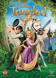 Tangled- exceeded even my highest expectations.