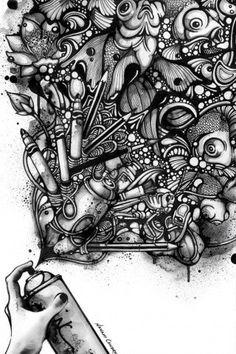 creatividad en una lata! :)